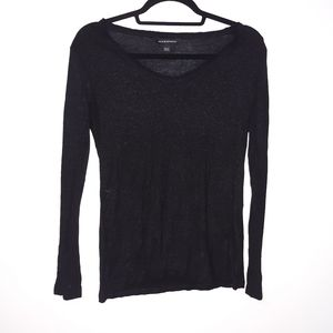 Rock & Republic long sleeve sparkly top size S